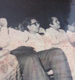Bal Thackeray with Karim Lala.